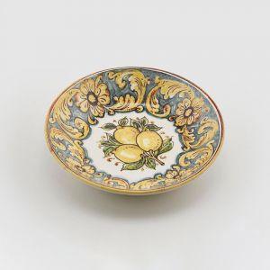 Sitronskål - 21 cm - Yellow