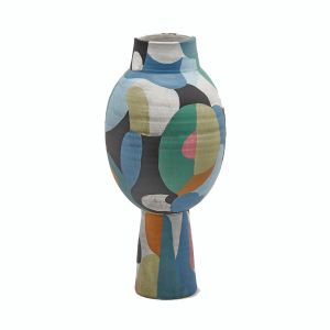 Vaso Fenice Multicolor - 50 cm - Multi