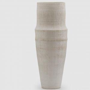 Vaso Graffi - 55 cm - White