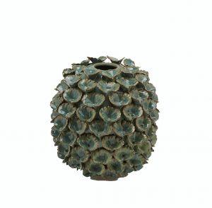 Korallvase Chakra - 20 cm - Torquoise