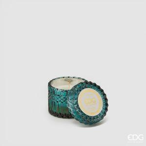 Pineapple & Coconut Duftlys - 8 cm