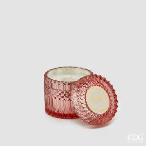 Moroccan & Rose Duftlys - 10 cm