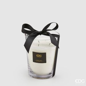 Duftlys Gift - Cotton