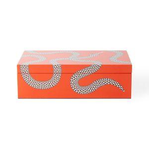 Eden Box - Medium - Orange