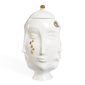 Gilded Muse Frida Vase