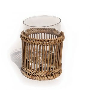 Candle Holder 2. pk  - Nature