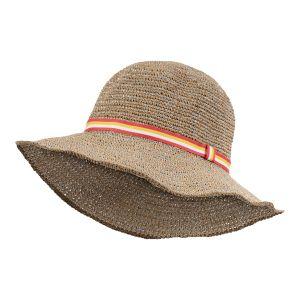 Sun Hat - Dark Nature - Orange/Sand