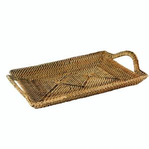 Rectangular Tray - Antique