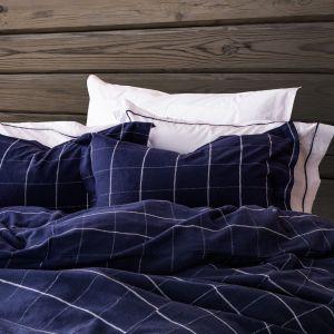 Bellas Flanellputevar - Nordic Blue