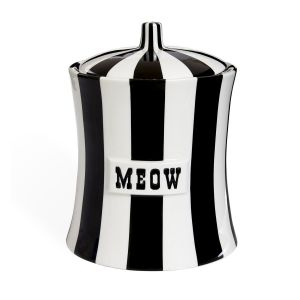 Vice Canister - Meow - Black