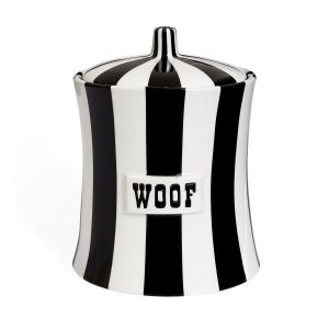 Vice Canister - Woof - Black